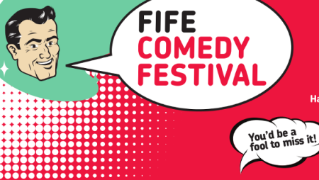 Fife Comedy Festival: laugh your (Scottish Falsetto) socks off!